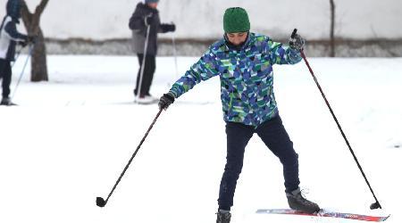 Lyžařské závody 2019