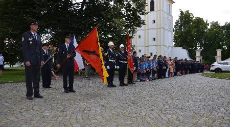 Oslavy 135. výročí od založení SDH